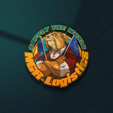 logo ngr logistics